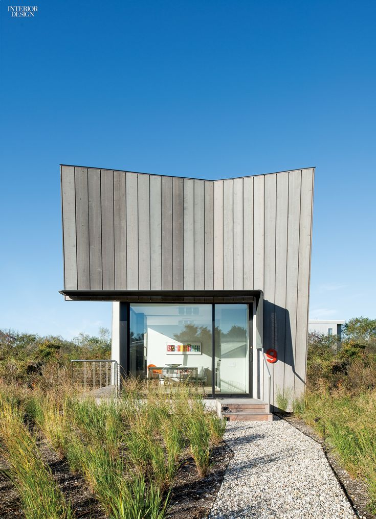 Hamptons Beach Cabin by Harry Bates and Paul Masi