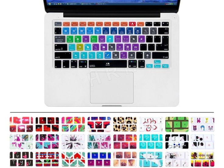 Ableton Live Functional Shortcut Hotkey Silicone Keyboard Cover Skin for Macbook Air 13 Pro Retina 13 15 17 Both EU/US Layout #CLICK! #clothing, #shoes, #jewelry, #women, #men, #hats, #watches