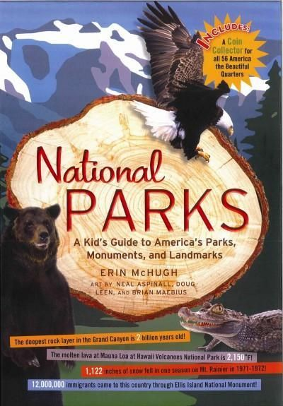 34 mejores imgenes de teacher oversized big books en pinterest national parks a kids guide to americas parks monuments and landmarks fandeluxe Images