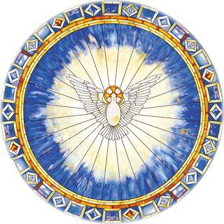 Полет голубя Святой Дух пламени цветной рисунок тату обои скачать бесплатно религиозные картины и Бога и Спаса нашего фотографий