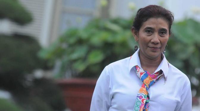 Susi Pudjiastuti Mundur dari Menteri Jika Gagal Lakukan Ini http://bit.ly/1AayV1E