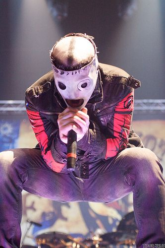 Slipknot Lead Singer
