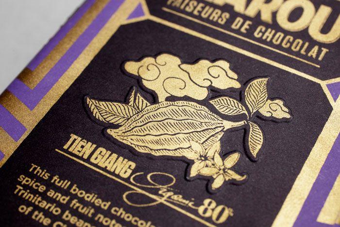 Marou: Wallpaper* SpecialEdition - The Dieline -