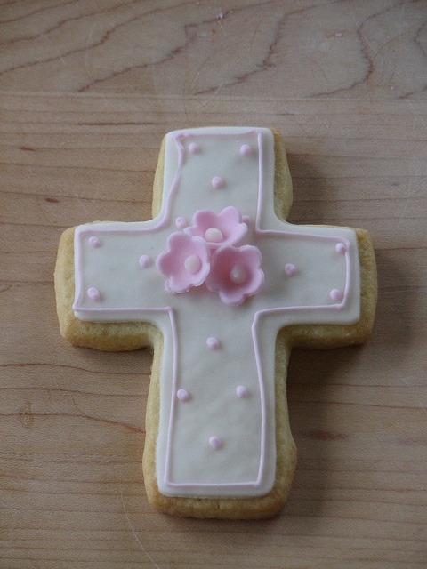 1st Communion Girl Cookies by sugarcrushmiami, via Flickr