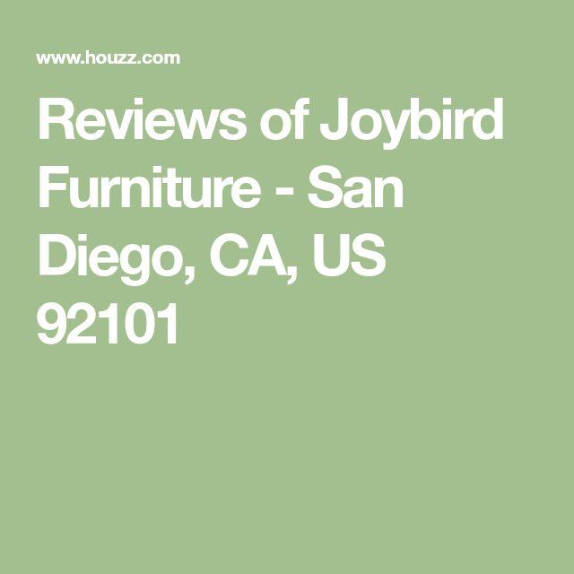 Reviews of Joybird Furniture - San Diego, CA, US 92101