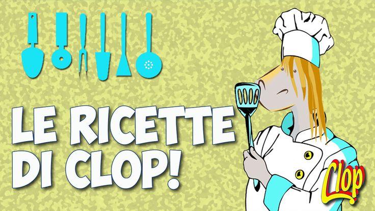 Non perdere le #ricette di Clop! Questa è alle #carote (di cui è ghiotto) Buona visione.