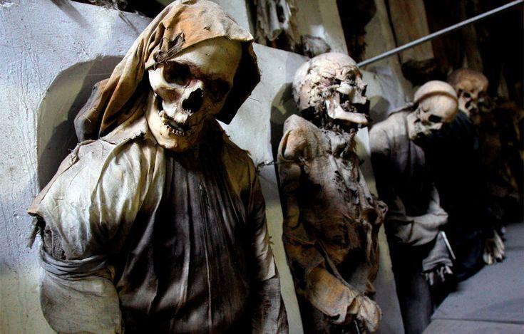 Especial Halloween - Lugares Tenebrosos