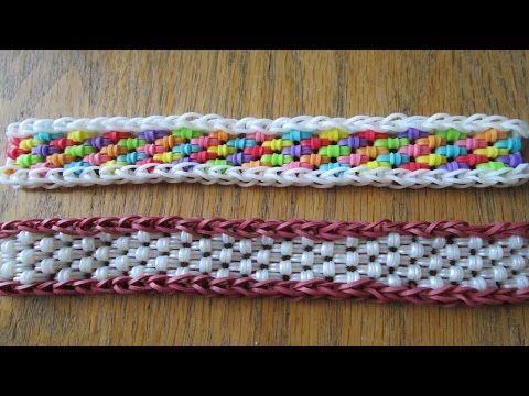 Hook Only- Barrel Roll Bracelet (Original Design), My Crafts and DIY Projects