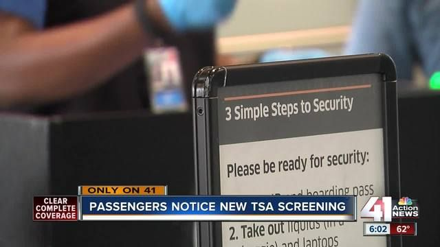 TSA asks passengers to remove all paper items from Carry-on bags in new pilot program. Originally posted to r/kansascityhttp://www.kshb.com/news/local-news/kci-passengers-say-security-asked-them-to-remove-all-paper-items-from-bags