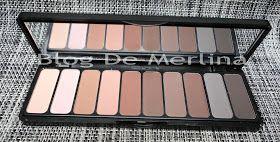 Mad For Matte Eyeshadow Palette Paleta De Sombras Mate De ELF COSMETICS ~ Maquillaje... Tips, Productos y Opiniones
