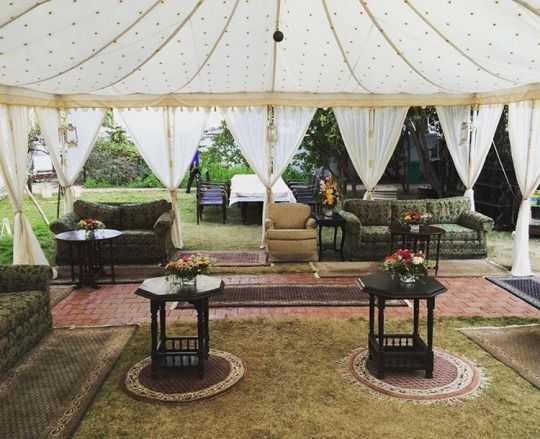 Faboulous Tents by www.indiantents.com