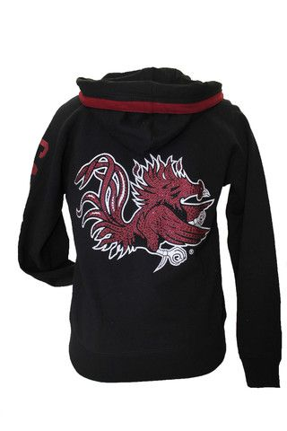 South Carolina Gamecocks bling sweatshirt Nu9cwIc