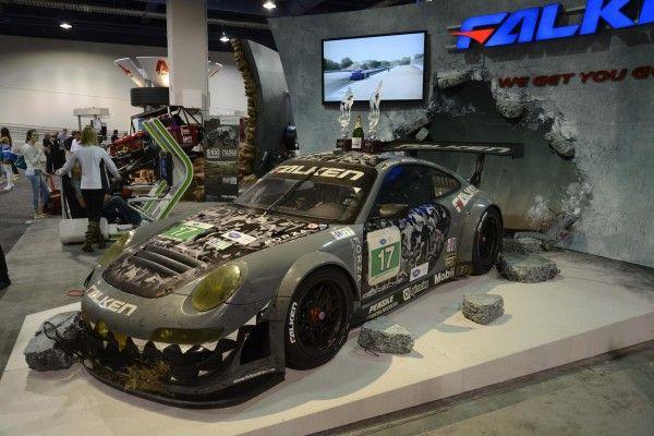 Veja os carros mais exóticos do SEMA Show Carros Especial
