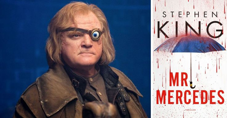 Brendan Gleeson, the actor who played Mad-Eye Moody, will play Detective Bill Hodges.