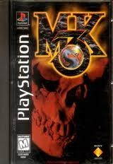 Mortal Kombat 3 (Long Box)- PS1 Game