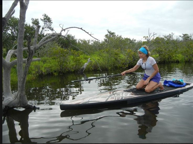 Paddleboarding The Thousand Islands In Cocoa Beach Fl
