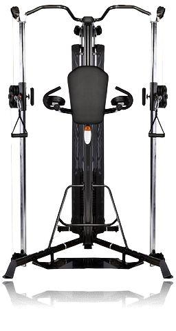 Hemmagym med 73kg vikter, CASALL INSPIRE PWRTRAINER. Mer om hemmagymmet - http://www.stadium.se/sport/traning/traningsmaskiner/145064/casall-inspire-pwrtrainer