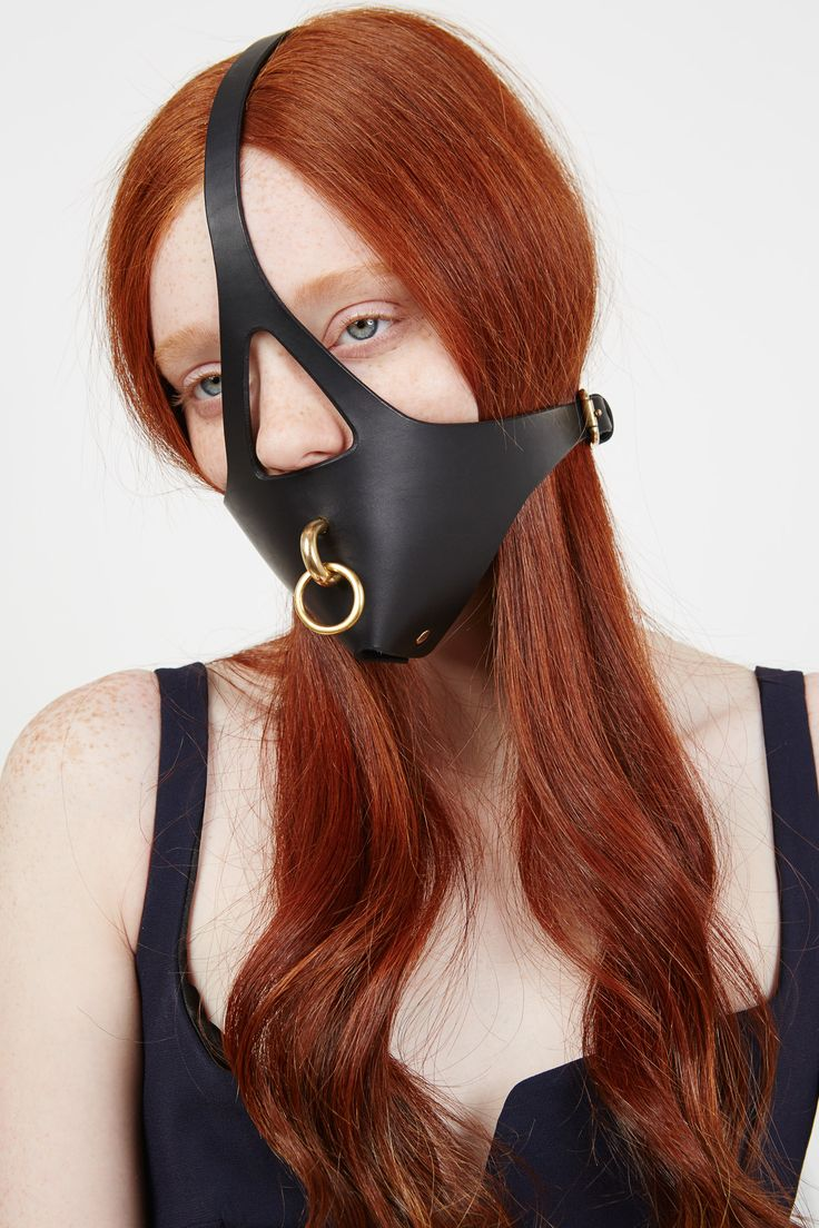 Fleet Ilya Muzzle Mask Women Accessories Fleet Ilya