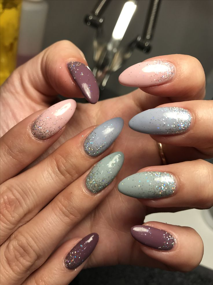 1000 ideas about natural stiletto nails on pinterest