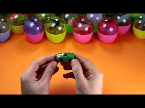Surprise Egg Videos For Children # Huevo Sorpresa New Toys ♥My Magic Toys♥ - YouTube