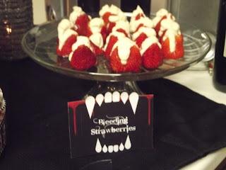 True Blood Party - Bleeding Strawberries