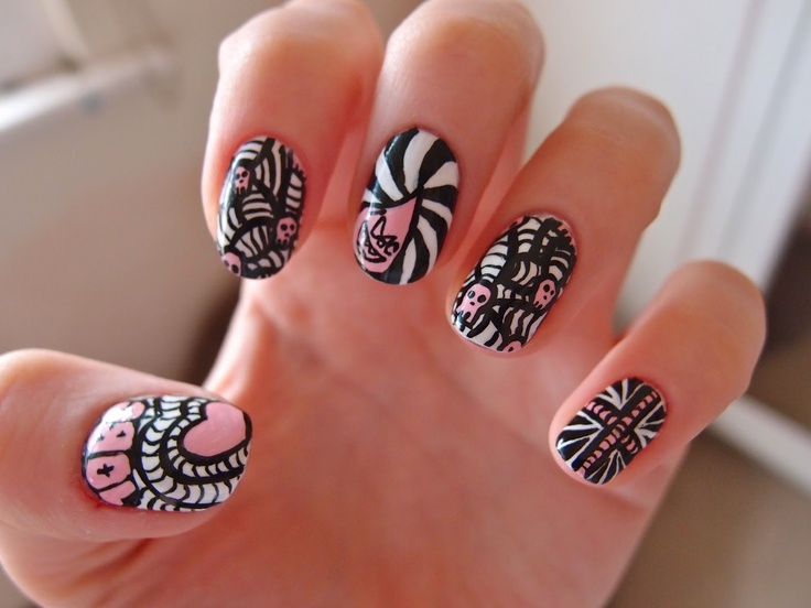 Insa Nail Art competition