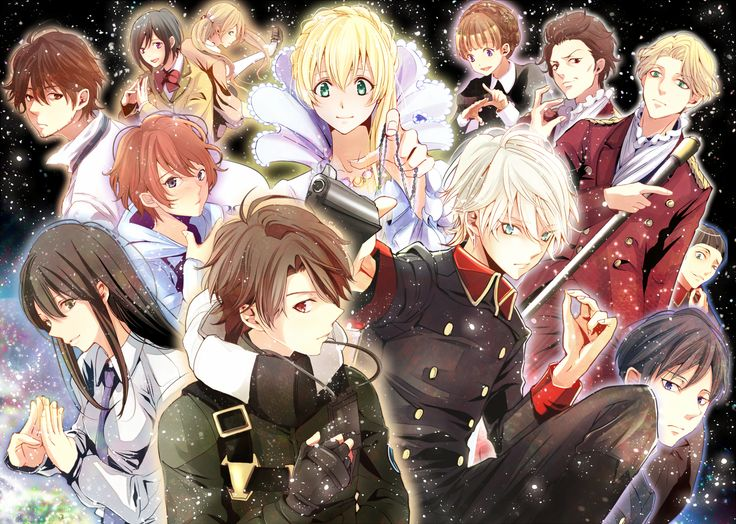Anime Characters Zero : Best aldnoah zero a z images on pinterest