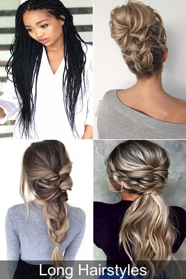 Popular Haircuts For Long Hair 2016 Party Updo Hairstyles For Long Hair Good Updos In 2020 Hair Styles Haircuts For Long Hair Long Hair Styles