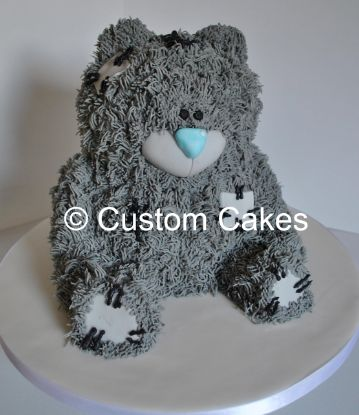 Tatty Teddy Bear Cake.