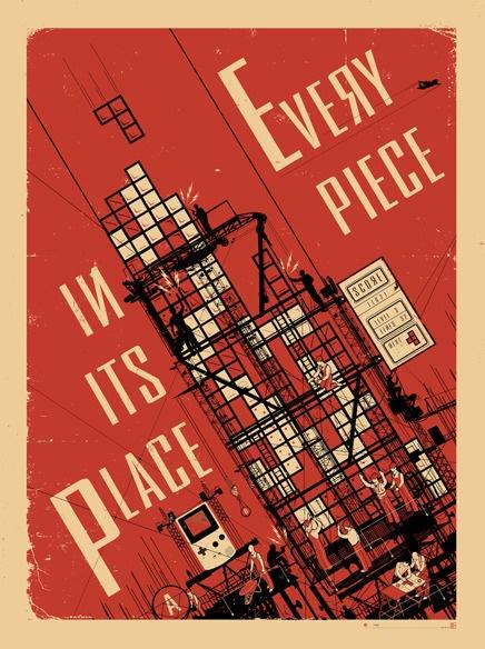 pop chart lab vintage soviet propaganda poster