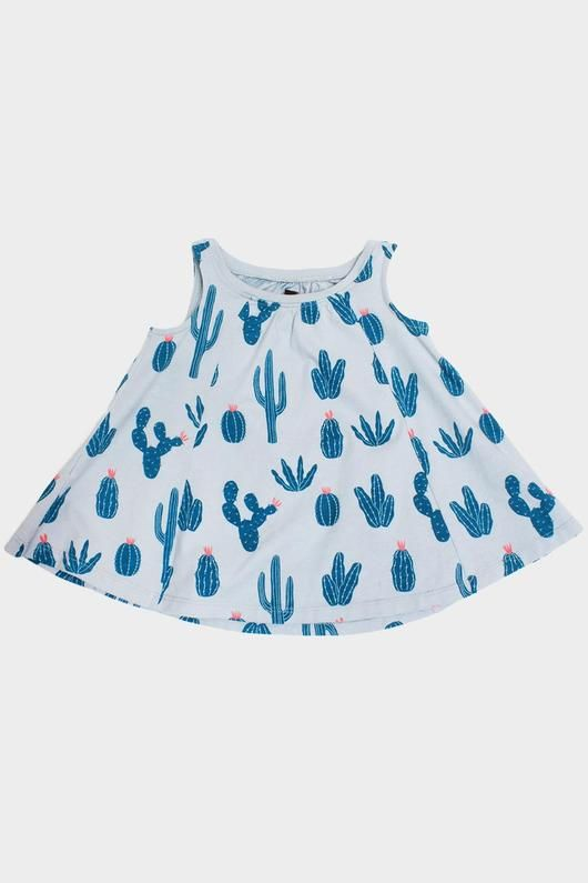 9ca492f70d58 Don t get stuck with a boring dress when you can have this fun cactus print  instead!  cactusprint  southwest  babygirl