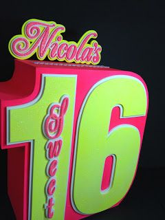 Musing with Marlyss: Sweet 16 Party Ideas
