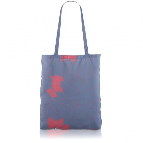 In Stitches,Foldaway Tote