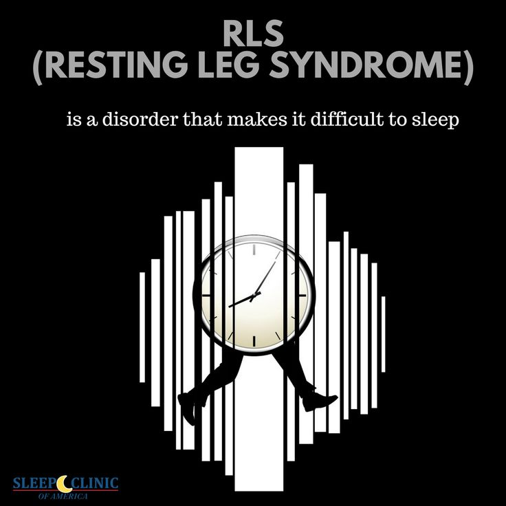 RLS typically occurs while sitting or lying down. It generally worsens with age and can disrupt sleep. If you suffer from RLS, call Sleep Clinic of America to see how we can help you!  #sleep #health #snoring #risk #cpap #insomnia #osa #patients #healthcare #citruscounty #lecanto #florida #sleepstudy #nosleep #sleepcenter #sleepclinic #physician