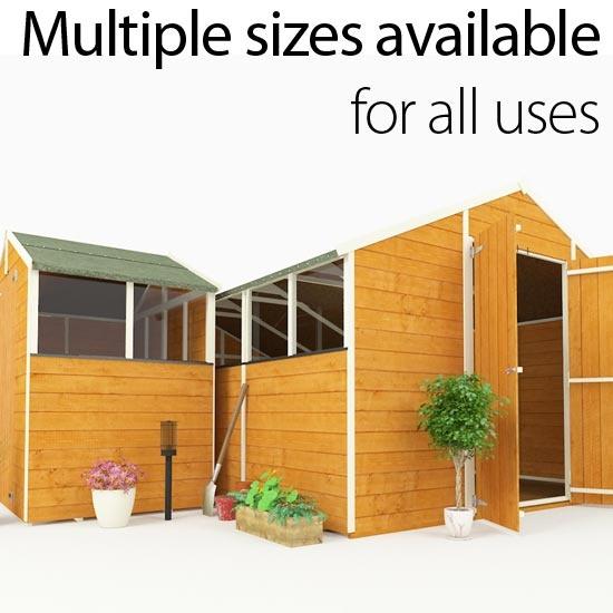 10 X 8 garden shed £259.99