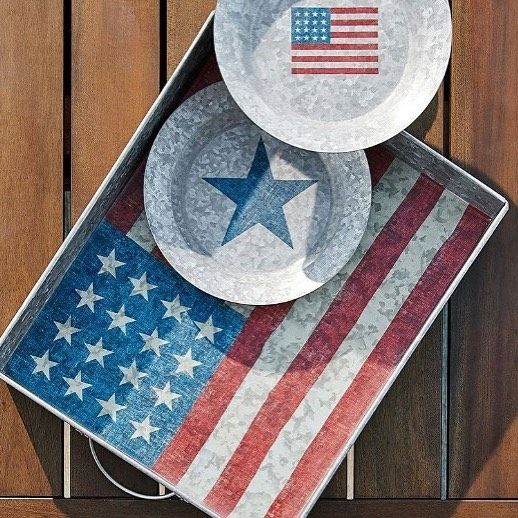 """12 Likes, 1 Comments - The Mall at Rockingham Park (@rockinghammall) on Instagram: """"Be the host with the most this #4thOfJuly @potterybarn #Dining #Entertainment #AmericanFlag…"""""""