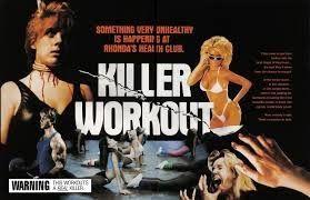 Something Terror Stuff: Killer Workout (1987)