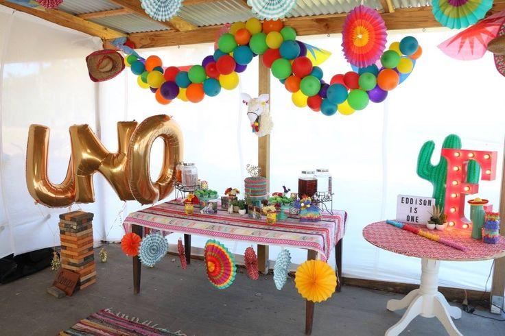 Número UNO Mexican fiesta