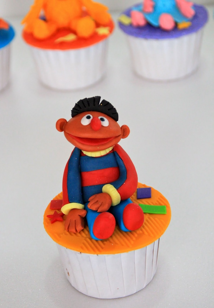 193 Best Images About Thema Cake Ernie Sesamestreet On