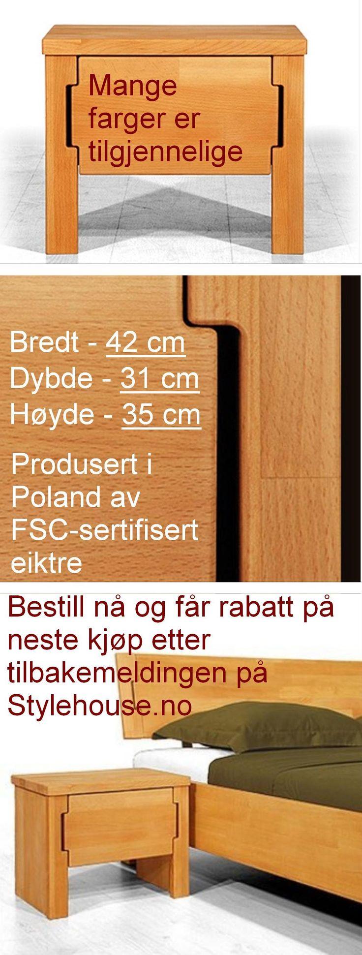 #nattbord #eiknattbord #heltrenattbord #FSCheltrenattbord #FSCnattbord #FSCbord #FSCmøbler #FSCsertifisert #FSC-sertifisert #TheBeds #TheBedsnattbord #TheBedsnighttable