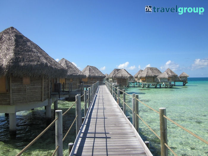 Which room would you pick?   Tahiti