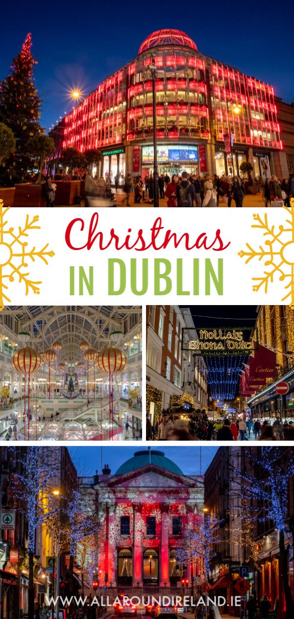 Christmas Spending 2019 Christmas in Dublin – the Lights, the Pantos and More | Ireland