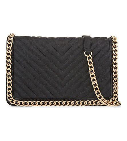 ALDO - Greenwald faux-leather shoulder bag | Selfridges.com
