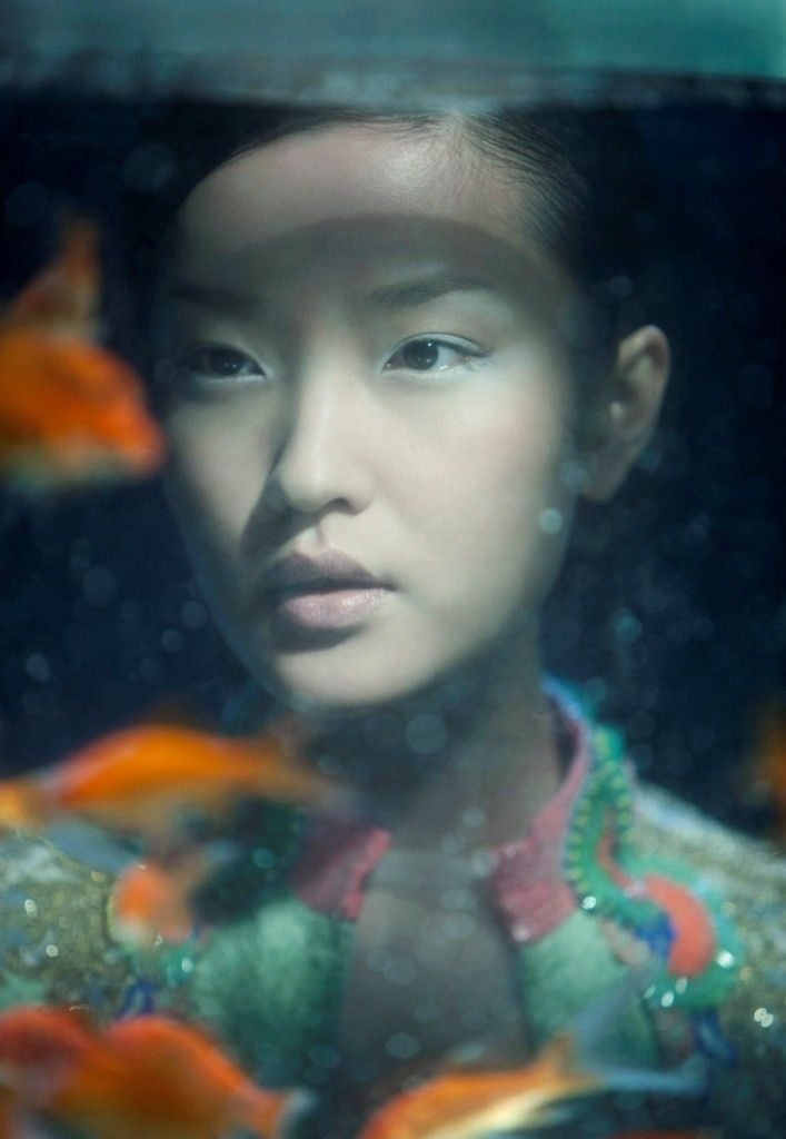 Du Juan by Wing Shya for Flair April'2011