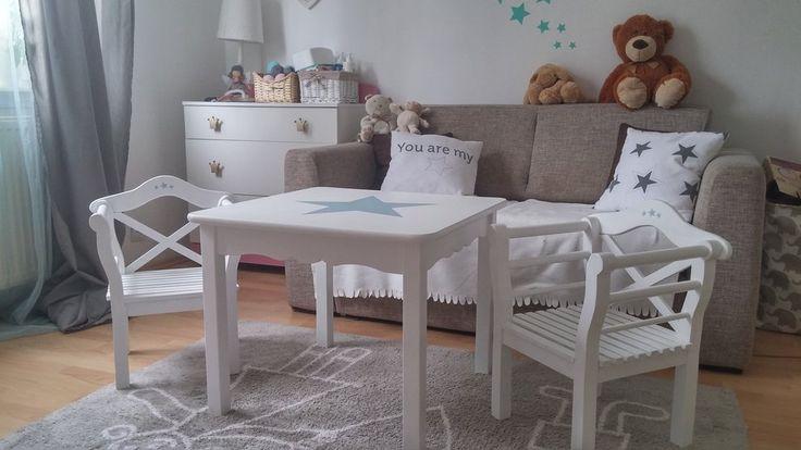 Zdjęcie nr 3 w galerii Stolik dziecięcy z krzesełkami – Deccoria.pl