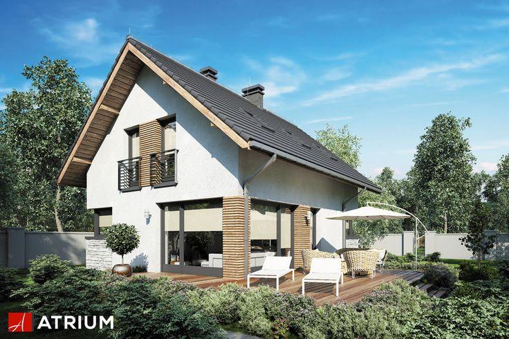 Projekt Felix II - elewacja domu