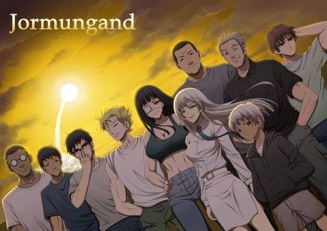 Jormungand_2 #anime #animewallpapers #jormungand