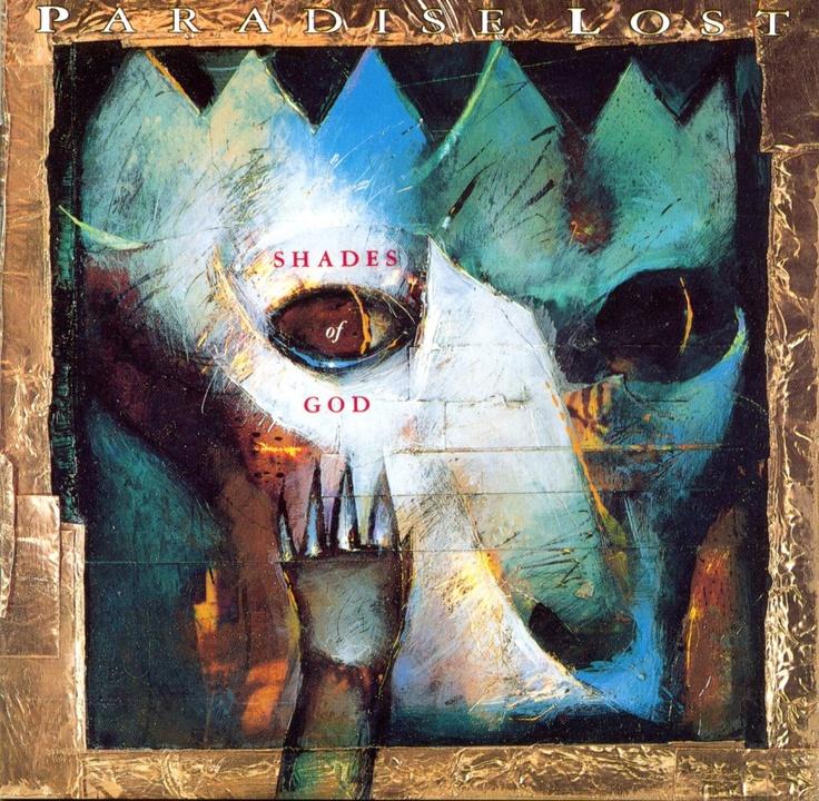 SHADES OF GOD - Paradise Lost's third studio album - 1992