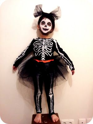 julie ♥ adore: Comment faire un costume de Halloween?