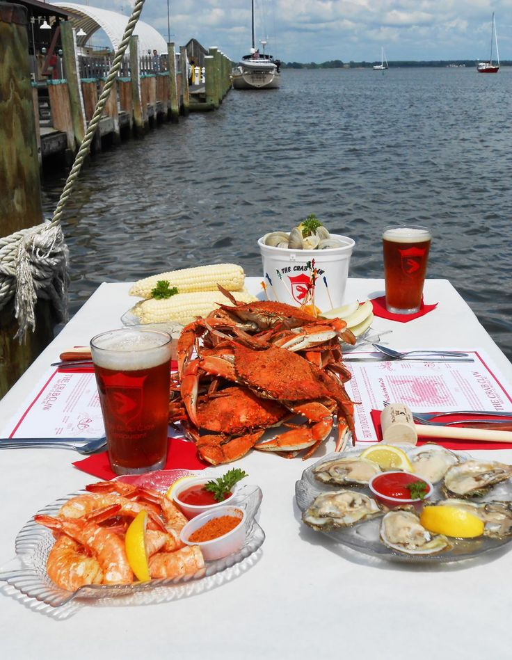 Best Crab Houses to Eat at Around the Chesapeake Bay